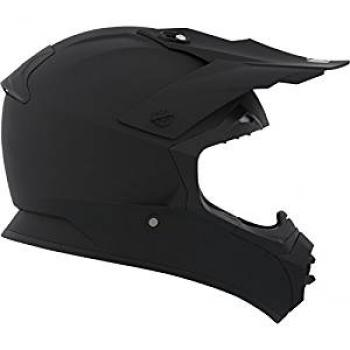 Helmet Vito Crosshelm black matt