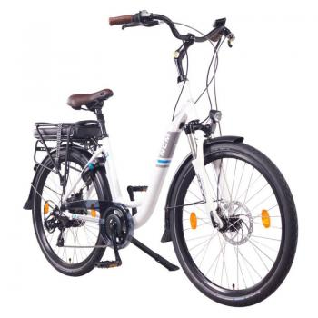 "NCM MUNICH 26"" CITY E-BIKE"