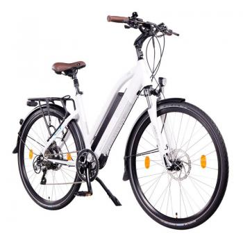 "NCM MILANO PLUS 28"" TREKKING E-BIKE"