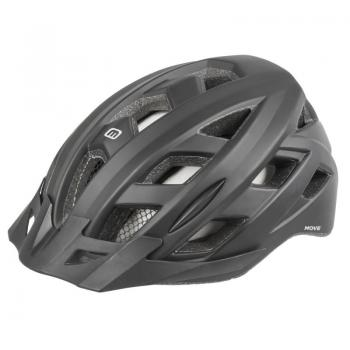 MIGHTY MOVE BIKE HELMET MATTE BLACK L