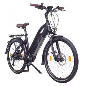 "NCM MILANO PLUS 26"" TREKKING E-BIKE"