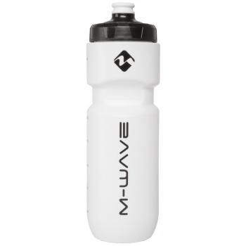 M-WAVE PBO 750 DRINK BOTTLE WHITE