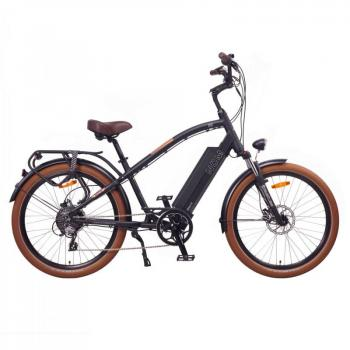 "NCM MIAMI 26"" CRUISER E-BIKE"