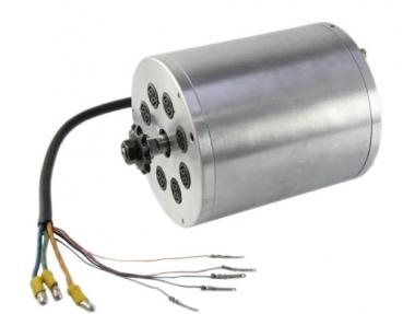 Brushless electric motor 60V 2000 Watt