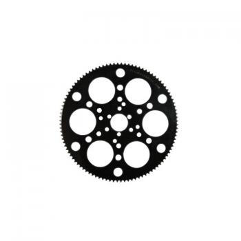 "Laser sprocket 100 teeth for ""thin chain"" 25H"