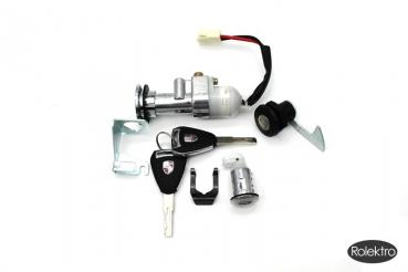Ignition lock set