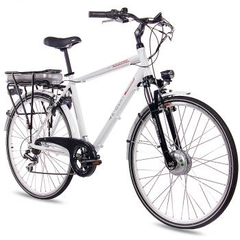 "CHRISSON E-GENT 28"" WHITE"