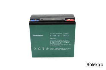 Lead gel battery 12V 20Ah