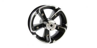 "6.5 ""aluminum rim rear wheel"