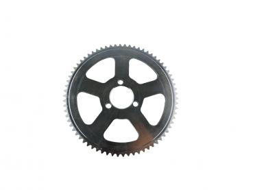 "Sprocket 70 teeth for ""thin chain"" 25H"