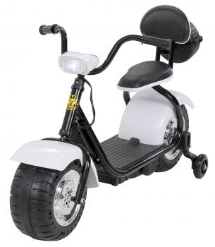 Children Electric Motorcycle Harley Scooter