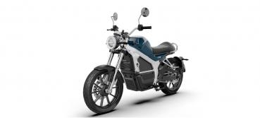HORWIN CR6 MOTORCYCLE BLUE