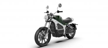 HORWIN CR6 MOTORCYCLE GREEN