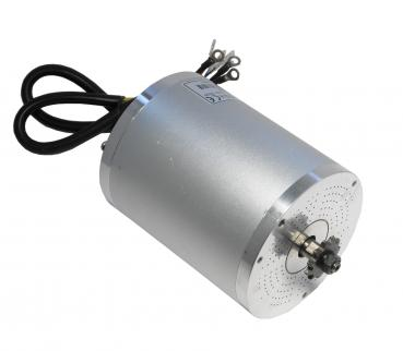 Brushless electric motor 48V 1600 watts