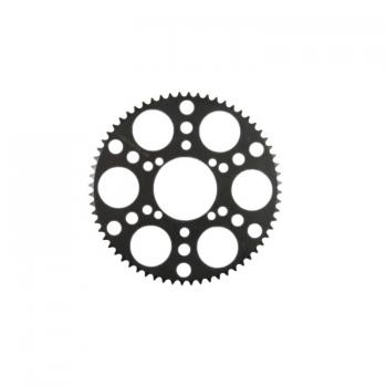 "Freewheel laser sprocket 64 teeth for T8F ""thick chain"""