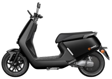 YADEA G5 ELECTRIC SCOOTER BLACK MATT