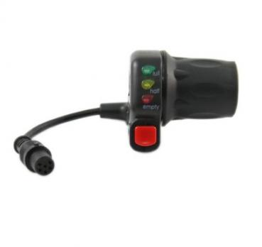 Throttle 36V with 6pol plug & play system