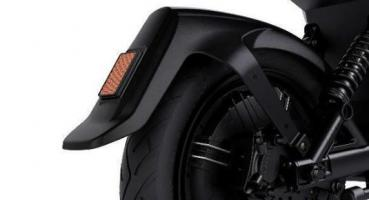 Rear fender Doohan iTango