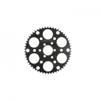 "Laser sprocket 54 teeth for T8F ""thick chain"""