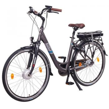 "NCM MUNICH N8C 28"" CITY E-BIKE"