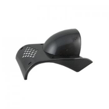 Rear mudguard - engine cover carbon