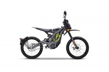 Sur-Ron Firefly electric Enduro street legal grey