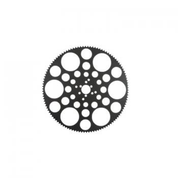 "Laser sprocket 110 teeth for T8F ""thick chain"" for 10 ""suspension"