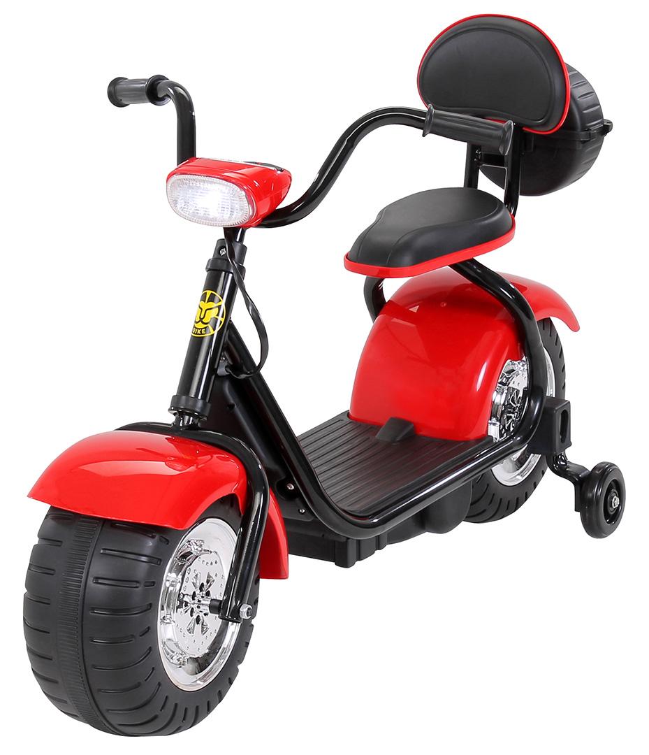 kinder elektromotorrad harley scooter in. Black Bedroom Furniture Sets. Home Design Ideas