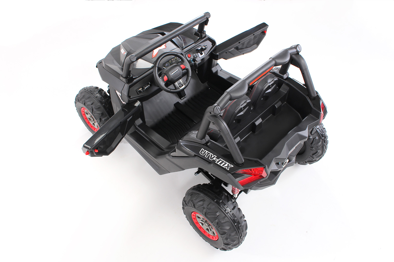 elektro2rad de - Kids Electric Car UTV Buggy MX 4x4 4x4 New