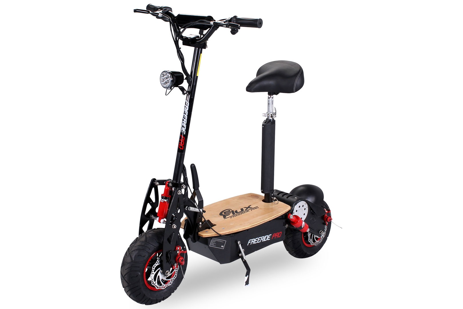 eflux freeride pro 1600 elektro scooter. Black Bedroom Furniture Sets. Home Design Ideas