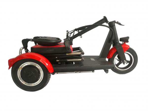 MOBOT folding electric tricycle