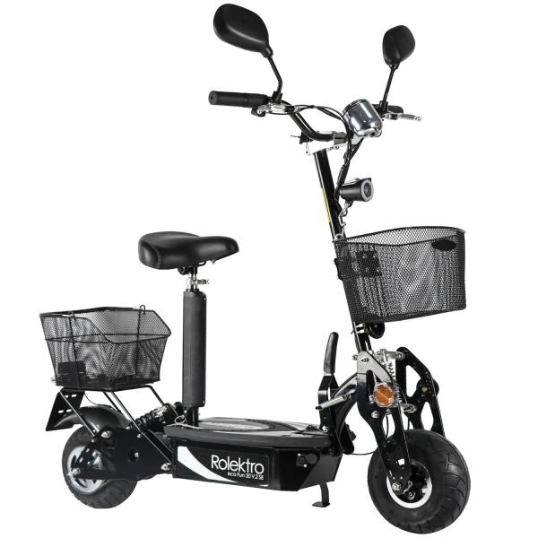 rolektro eco fun 20 v2 se elektro scooter. Black Bedroom Furniture Sets. Home Design Ideas