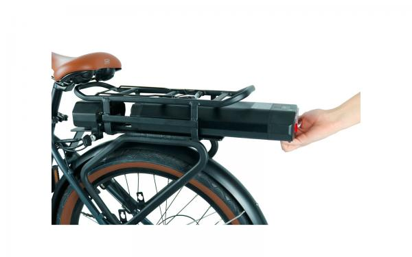 Folding E-Bike Blaupunkt Frida 500 24""
