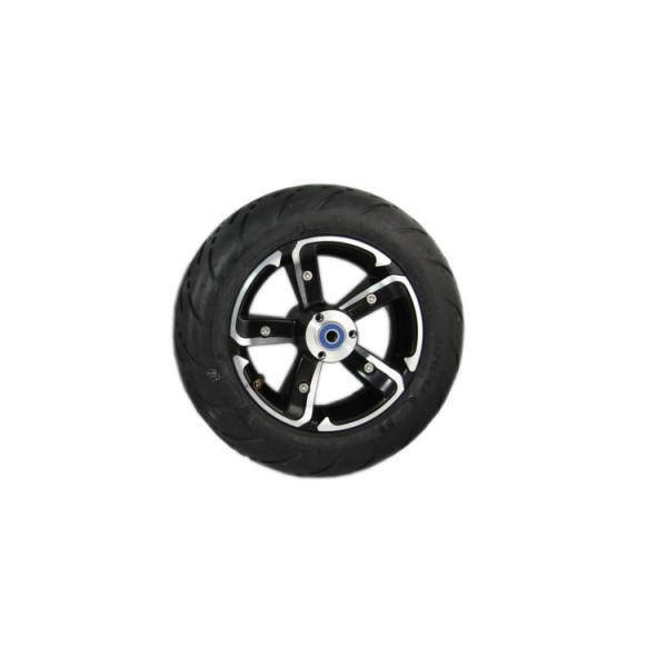 "6.5 ""Complete wheel set Alloy wheel with rear tires"