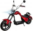 eFlux Harley One Electric Scooter 2000 Watts 60V 20AH red matt